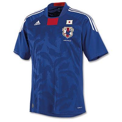Las camisetas de la Copa América